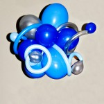 Balloon Centerpiece For Martian Party