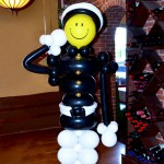 Balloon Sculpture of Marine