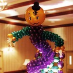 Balloon Sculpture   Jack in the Box