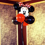 Minney Mouse Centerpiece