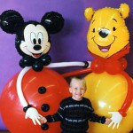 Mickey Mouse &  The Pooh