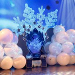 """Snow Queen"" Play Decor"