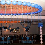 Ceiling Balloon Decor
