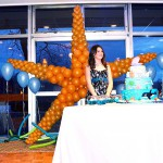 Star Fish Balloon Sculpture