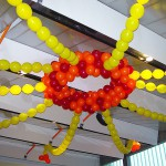 Sun Balloon Structure