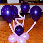 Floor Balloon Piece