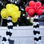 Dr Seuss Balloon Trees