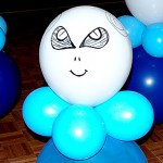 Balloon Toys for Martian Party