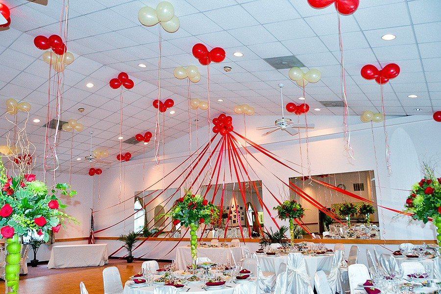 Balloon Ceiling Decor Room Shaping Sculpture Wedding Decorations