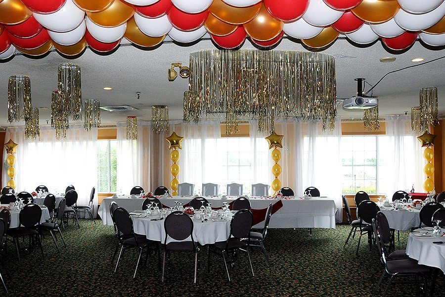 Wedding decorations silver ceiling decorations for low ceiling junglespirit Image collections