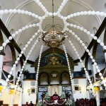 Wedding Dome in Church