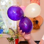 Creating balloon cluster - 6