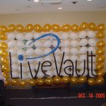 Balloon Wall - Logo
