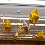 Star Ceiling Balloon Decoration