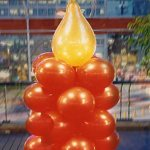 Candle column