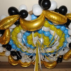 Balloon Ceiling Decor